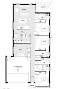Co-Living Floorplan